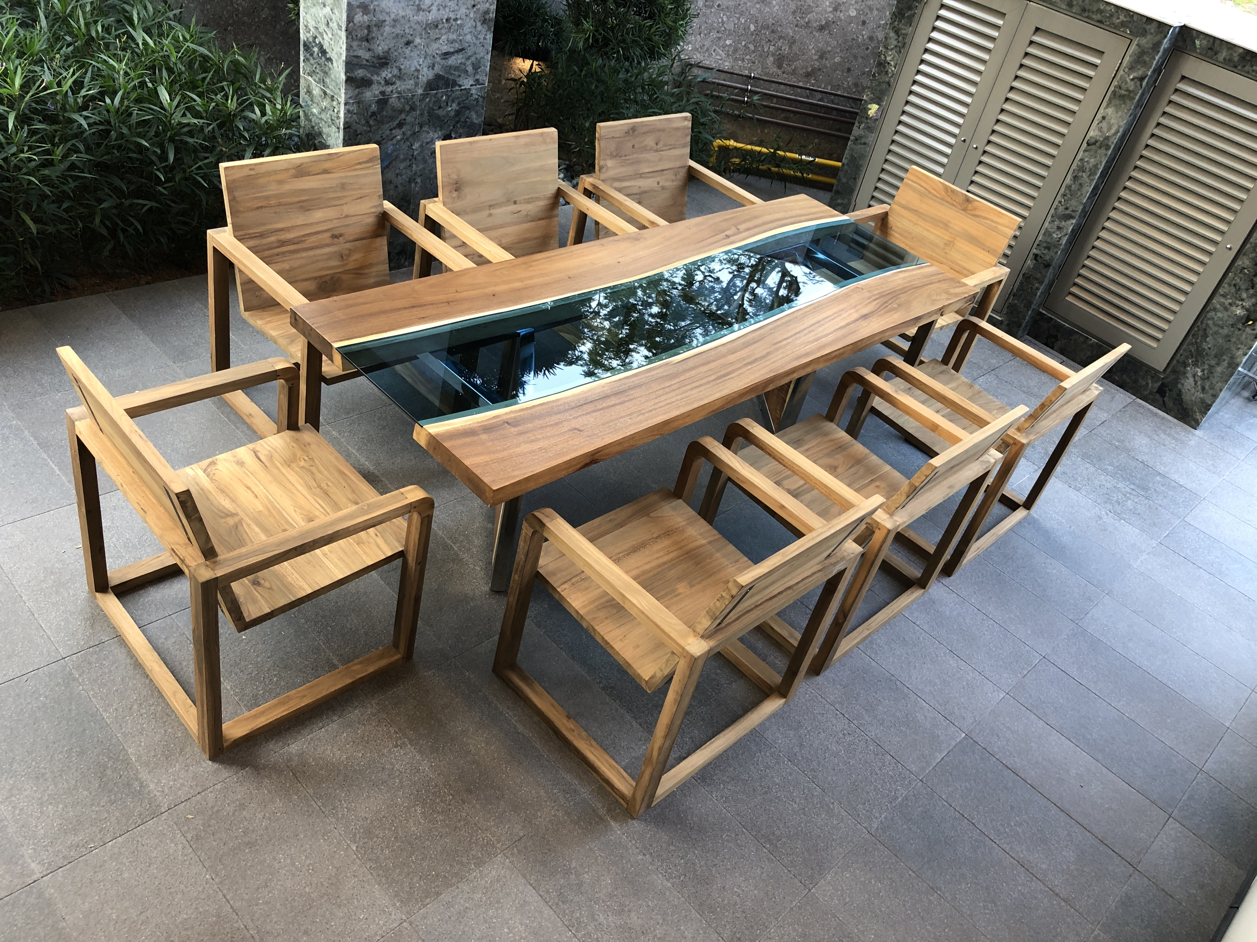 River Table Yourfurniture Com Sg